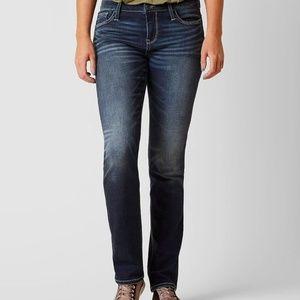 Daytrip Virgo Straght Leg Jean's Size 24 R